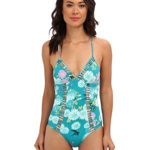 SEAFOLLY Australia Songbird One Piece Swimsuit 12